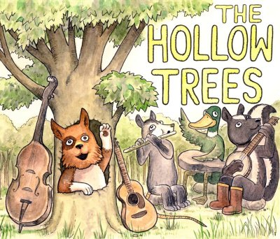 the hollow trees press material