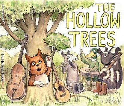 The Hollow Trees CD