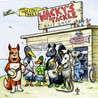 Wacky's Tackle CD cover